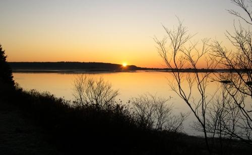 sunrise november 9