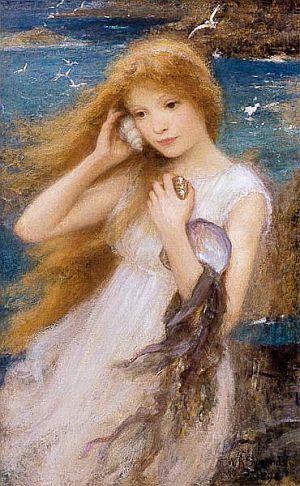 Sea Nymph by William Symonds